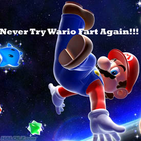 Never try Wario fart again!!!