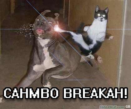 CAHMBO BREAKAH!