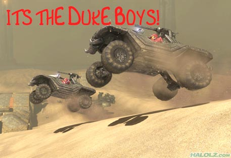 ITS THE DUKE BOYS!