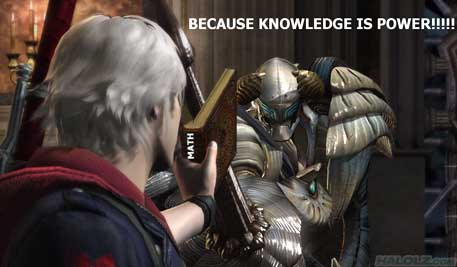 BECAUSE KNOWLEDGE IS POWER!!!!!