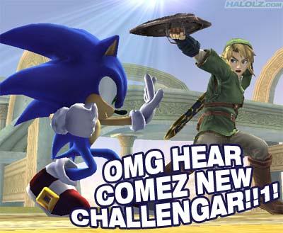 OMG HEAR COMEZ NEW CHALLENGAR!!1!