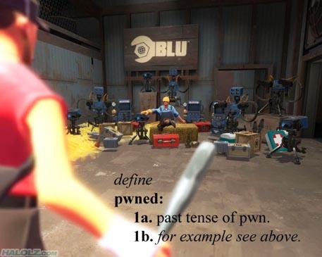 define  pwned