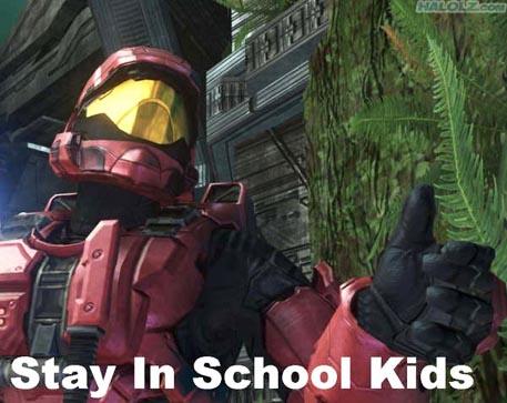 Stay In School Kids