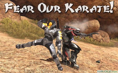 Fear Our Karate!