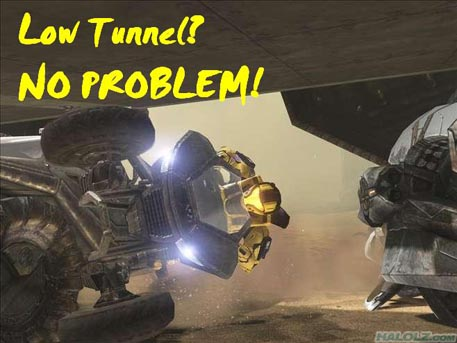 Low Tunnel? NO PROBLEM!