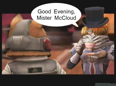 Good Evening, Mister McCloud