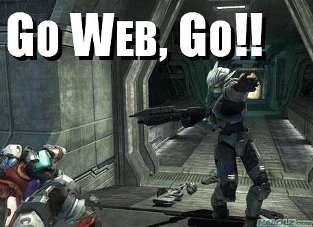 Go Web, Go!!