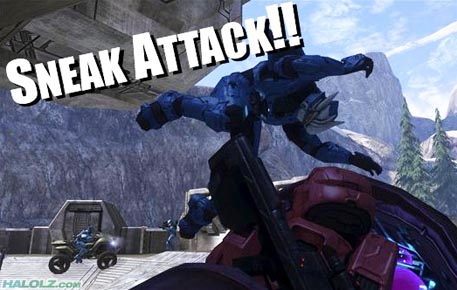 Sneak Attack!!