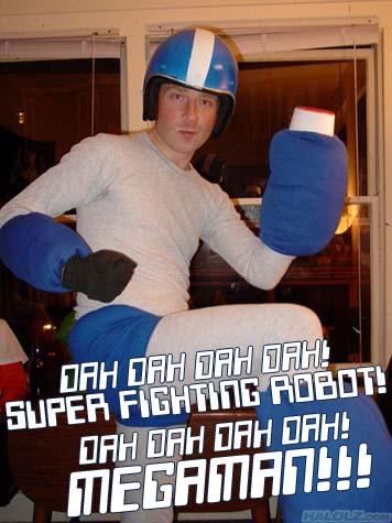 DAH DAH DAH DAH! SUPER FIGHTING ROBOT!