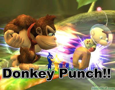 Donkey Punch!!
