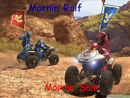 Mornin' Ralf / Mornin' Sam