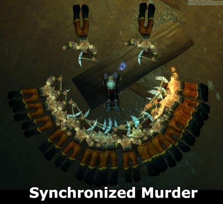 Synchronized Murder