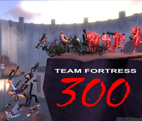 TEAM FORTRESS 300