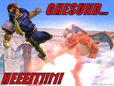 GHESUND… HEEEIT!!!1!