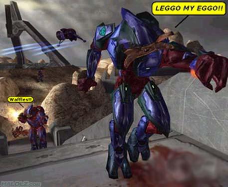 LEGGO MY EGGO!!