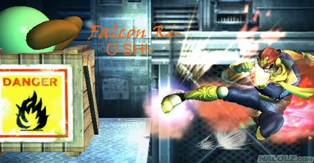 Falcon Ki- O SHI-