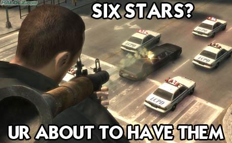 SIX STARS?