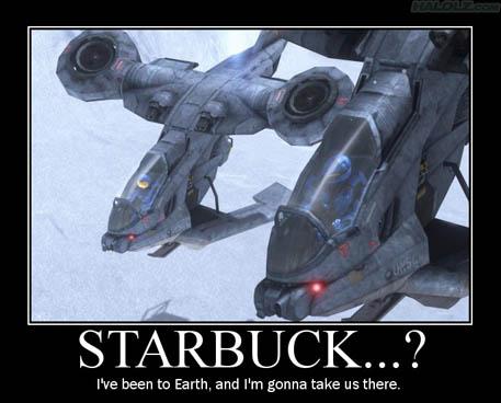 STARBUCK…?