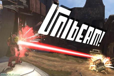 Unibeam!