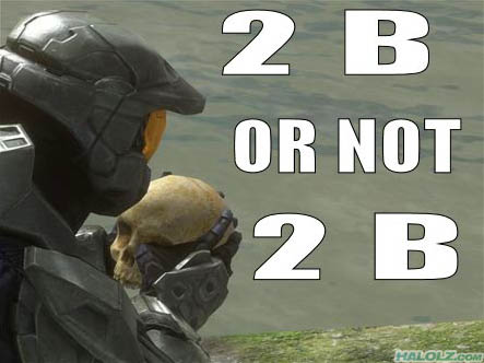 2 B OR NOT 2 B