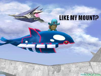LIKE MY MOUNT?