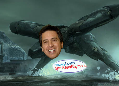 Everybody Loves Metal Gear Raymond