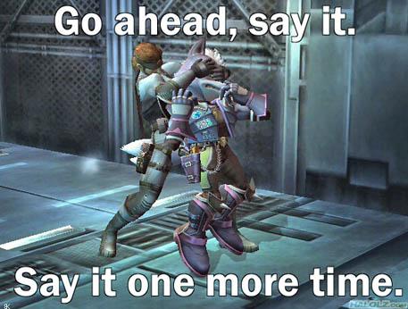 Go ahead, say it.
