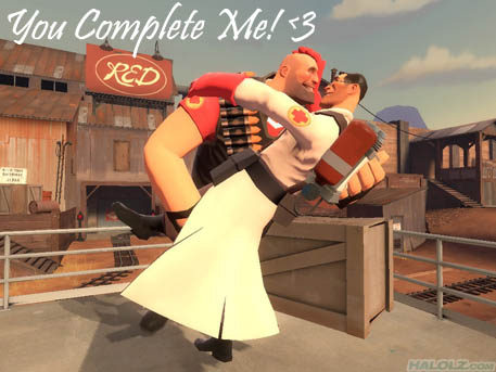 You Complete Me! <3