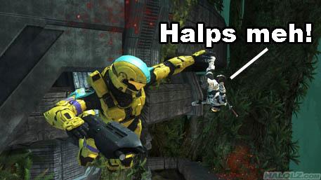 Halps meh!