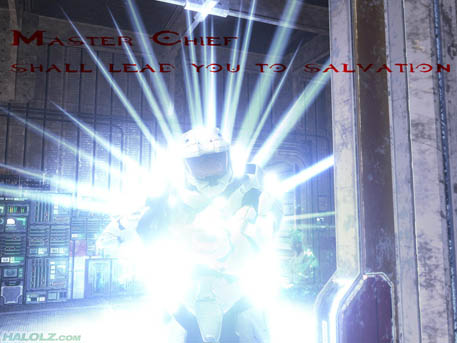 Master Chief shall lead you to salvation