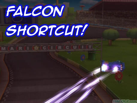 FALCON SHORTCUT!