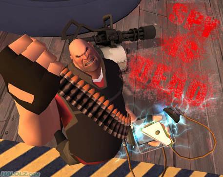 SPY IS DEAD