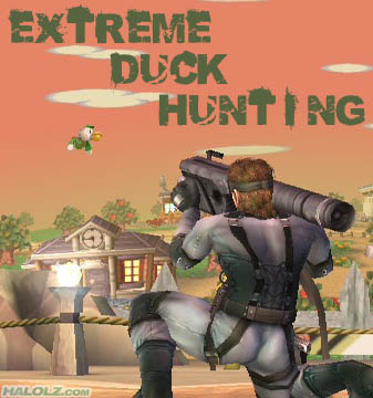 EXTREME DUCK HUNTING
