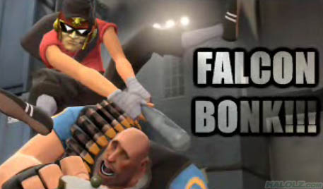 FALCON BONK!!!