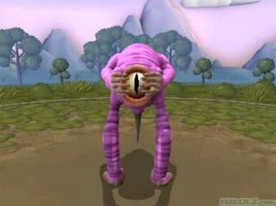 Goatse - Spore Creature