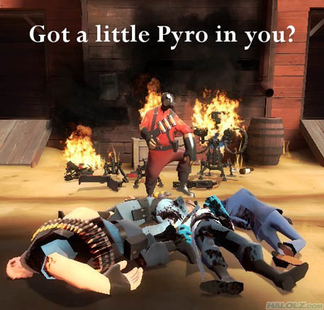 Got a little Pyro in you?