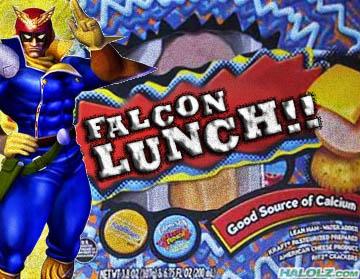 FALCON LUNCH!!