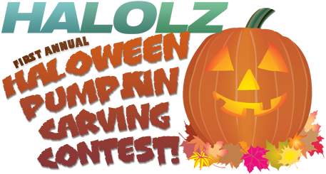 Halolz First Annual Haloween Pumpkin Carving Contest