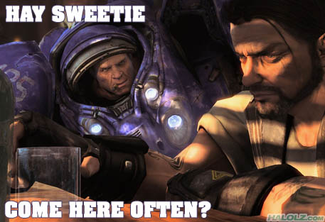 HAY SWEETIE COME HERE OFTEN?
