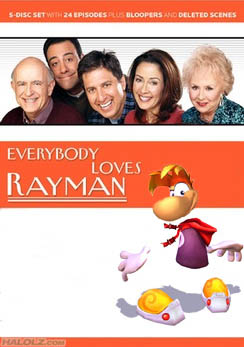 EVERYBODY LOVES RAYMAN