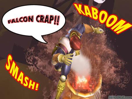 FALCON CRAP!!