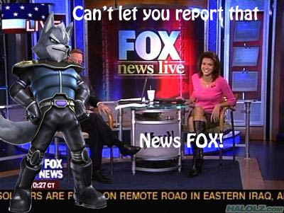 Can't let you report that News FOX!