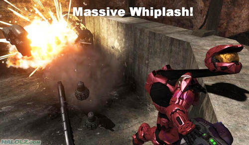 Massive Whiplash!
