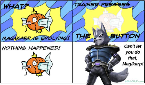 WHAT? MAGIKARP IS EVOLVING!
