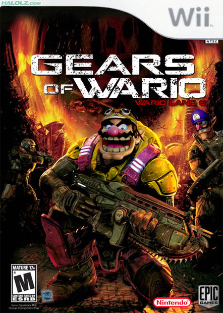 GEARS OF WARIO: WARIO LAND 6