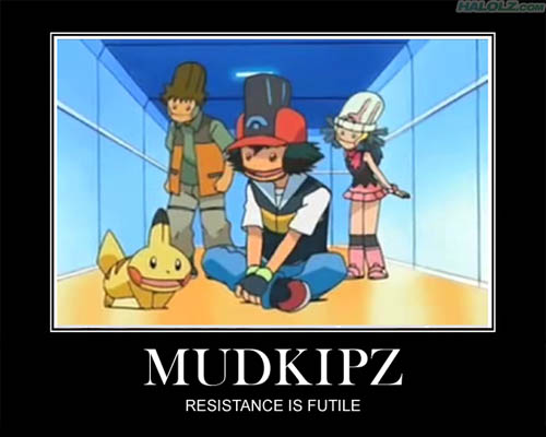pokemon mudkipz I expected a lot of teen idols (such as Taylor Lautner) to be there and ...