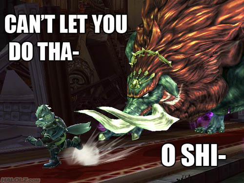 CAN'T LET YOU DO THA- O SHI-