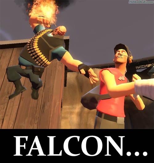 FALCON…