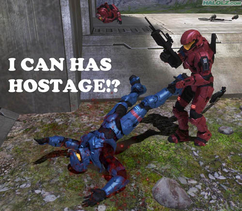 I CAN HAS HOSTAGE!?