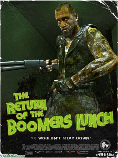 THE RETURN OF THE BOOMERS LUNCH